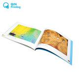 印刷の景色の芸術デザインぬり絵帳