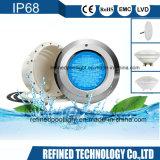 Pool de vinyle en acier inoxydable par56 lumière à LED 24W
