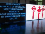 Indoor P2.5 SMD2121 plein écran LED de couleur