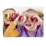 Mini giocattolo magico educativo di legno all'ingrosso dei capretti dei bambini del caleidoscopio