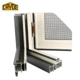 Aleación de aluminio de extrusión de puertas y ventanas de los perfiles del bastidor