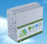 Fibre écologique EPS panneaux sandwich de ciment pour l'extérieur/Mur intérieur