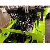Huili 3.5トンの共通の使用中の自動ディーゼルフォークリフト