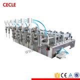F6-150 de Multifunctionele Fabrikanten van de Vullende Machine van de Drank Vloeibare voor Wholesales