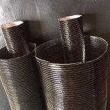 Крафт-бумаги Гибкий воздуховод алюминиевый распределительный воздуховод