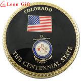卸し売り習慣私達海軍クラフトの金属の軍隊の硬貨