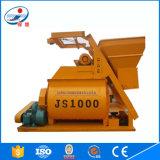販売のための高度の電気制御の移動式Js1000具体的なミキサー