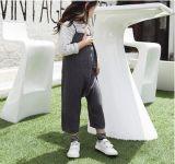 Baumwolle für Kind-rutschfeste Non-Slippery Griff-Kleid-Socken
