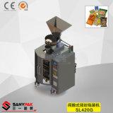 Süßigkeit-/Schokoladen-/Chip-grosser Datenträger-Rückseiten-Dichtungs-Beutel-vertikale Verpackungsmaschine
