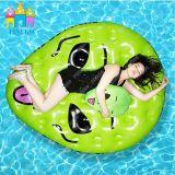 Flutuador de natação extraterrestre inflável de esportes aquáticos