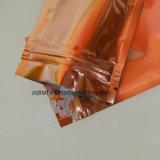 Le zip-lock personnalisé d'impression de logo met en sac des sacs d'empaquetage en plastique d'aliments pour chiens