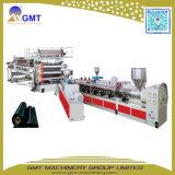 Машинное оборудование штрангпресса крена листа водоустойчивого пола PVC-PP-PE широкого пластичное
