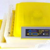 Incubateur automatique d'oeufs de poulet de la CE de 96 oeufs mini (EW-96)