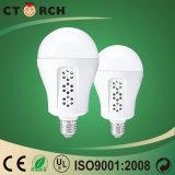 LED 일 빛을%s 12wrechargeable LED 비상등 전구