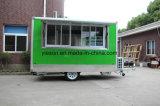 [غرين كلور] طعام شاحنة لأنّ عمليّة بيع [أوسا]