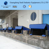 Платформы пакгауза Ce разровнитель стыковки Approved регулируемой неподвижной гидровлический