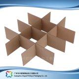 싼 Kraft 종이 소매 (xc-cbk-003)를 가진 평지에 의하여 포장되는 폴딩 포장 음식 상자