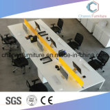 Poste de travail en bois de bureau d'ordinateur de Tableau de meubles de bureau de qualité
