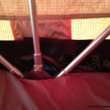 مزدوجة ذاتيّة سقف نجم خيمة