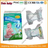 Tecido descartável do bebê da absorção super