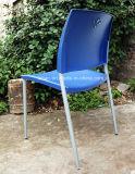 Cadeira sem braços da pilha dos visitantes com parte traseira confortável do media (LL-0029)