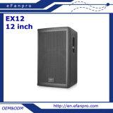 12 Zoll-PROlautsprecher-Audiosystem für Schule (EX12 - TAKT)