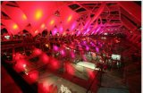 36watt RGB Farbe CREE LED Wand-Unterlegscheibe