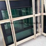 Het geharde Glas van het Venster van de Linkerkant Glijdende voor Bus Huanghai