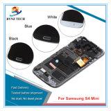 Оптовый мобильный телефон LCD для агрегата экрана дисплея Samsung S4 миниого I9195 I9190