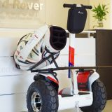 Wind Rover Single Seat voiture de golf auto-équilibrée voiture électrique 2 roues panier de golf