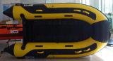 Rubber Boot met roostervloer (FWS-D270)