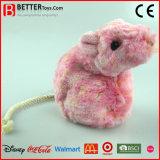 Tapis de souris riche en réaliste Animal de peluche Jouet de rat
