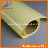 Холодная пленка слоения для крытого материала печатание
