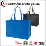 L'abitudine ha riciclato il sacchetto di Tote stampato non tessuto/a buon mercato il sacchetto di Tote del cliente