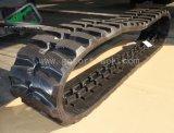 ゴム製トラック掘削機トラック(Y370*107k)