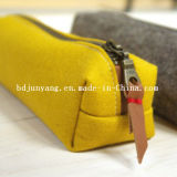 Kleurrijke Hand - de gemaakte Zakken van het Potlood met Ritssluiting