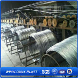 Galvanisierter Stahldraht Qkcompany mit Fabrik-Preis