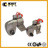 Großer Drehkraft-Vierkantmitnehmer-hydraulischer Drehkraft-Schlüssel mit Luftfahrtmaterial