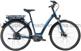 700c СЕРЕДИНЫ двигателя электрический велосипед с Bafang Max центральной системы двигателя/датчик крутящего момента электрический велосипед для Европы рынок/E-велосипед с центральной (Си-E2813)