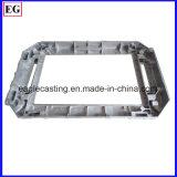 검사 장비 부속 알루미늄 합금은 주물 부속 기계로 가공을 정지한다