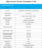 Transmissor de pressão de alta temperatura em sensores Oil-Filled do silicone piezoresistente