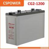 China Alimentación 2V1200ah batería de gel libre de mantenimiento - CE UL ISO