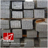 Tamanhos de aço laminados a alta temperatura padrão da barra lisa de JIS Ss400 Japão