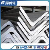 Profil d'extrusion d'angle en forme d'aluminium L de 6063 T5