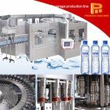 Preço puro da maquinaria de enchimento da água mineral do frasco do animal de estimação