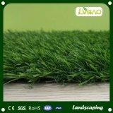 美化のための紫外線抵抗力がある20mm人工的な草