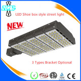 150 Watts of Shoe box LED Street Light for Parking plumb bob Lighting