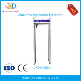 8/10 Zones Security Detection Door Frame Walk Through Metal Detector