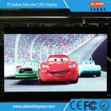 Fixo instalar o quadro de avisos interno do diodo emissor de luz da cor cheia HD P5