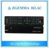 Первоначально E2 Zgemma H3. Приемник Linux комбинированный DVB-S2+ATSC+IPTV AC спутниковый